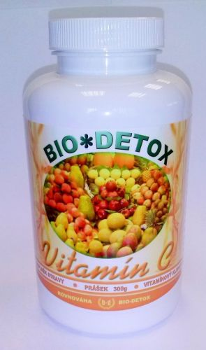 Bio-detrox Vitamín C v prášku 300 g
