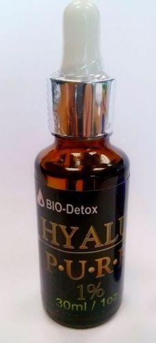 Bio-detox Kyselina hyaluronová pure 30 ml