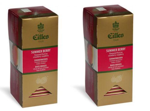 Eilles Tea Diamond čaj Letní plody 20 nálevových sáčků cena od 90 Kč