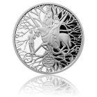 Česká mincovna Stříbrná medaile Dekameron den třetí - Chytrý podkoní proof
