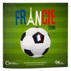 Česká mincovna Sada oběžných mincí Fotbal - Francie 2016 stand