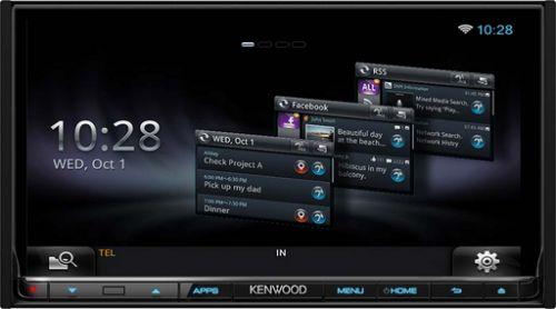 Kenwood DNR-8025BT