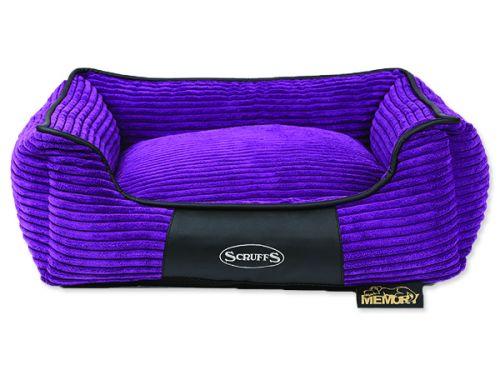 SCRUFFS Milan memory foam box bed pelech