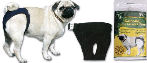 Tommi Kalhotky pro hárající feny