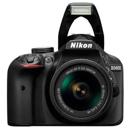 Nikon D3400 cena od 12490 Kč