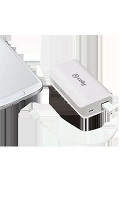 Celly PB4000WH 4000 mAh