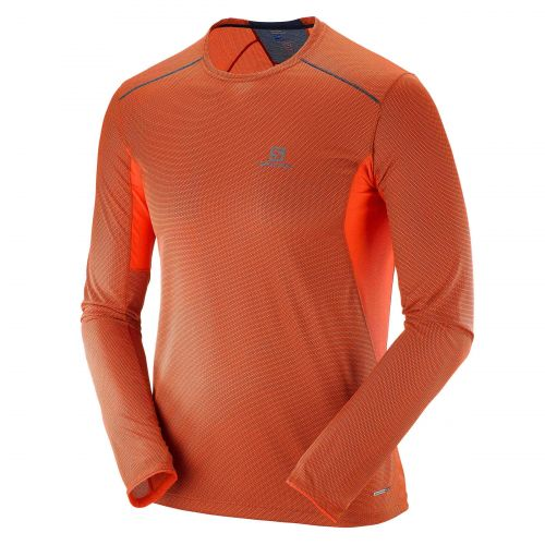 Salomon Trail Runner LS Tee M triko cena od 809 Kč