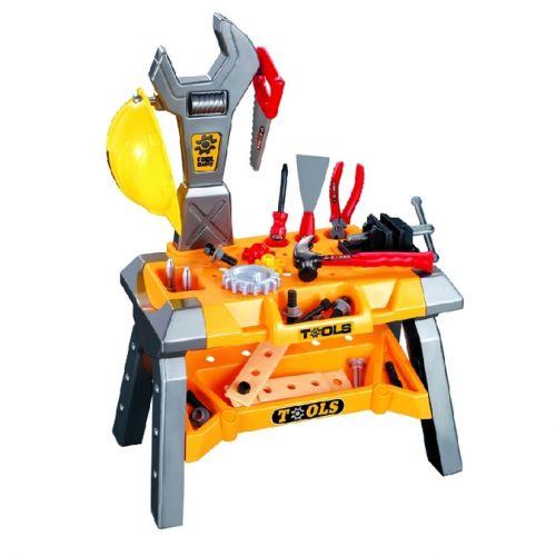 Wiky Dětská dílna s nářadím Tools Luxury cena od 899 Kč