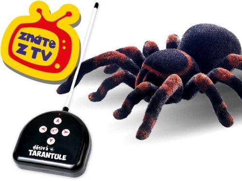 Wiky Děsivá tarantule 22 cm cena od 0 Kč