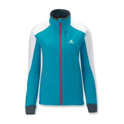 Salomon Momentum Softshell Jacket W Boss bunda