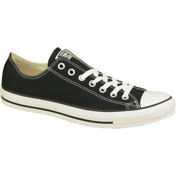 Converse C. Taylor All Star OX Black boty