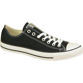 Converse C. Taylor All Star OX Black boty cena od 1390 Kč