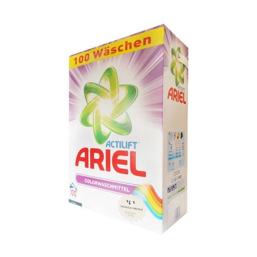 ARIEL Actilift Color prací prášek 100 dávek