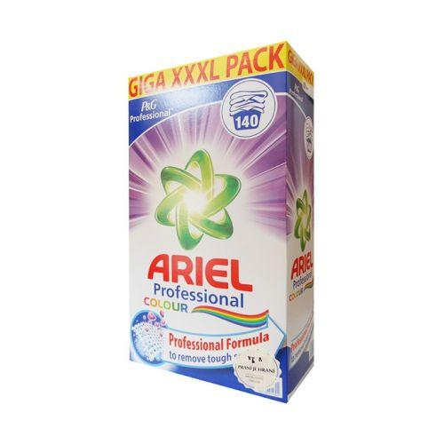 Ariel Professional prací prášek barevné prádlo 9,1 kg