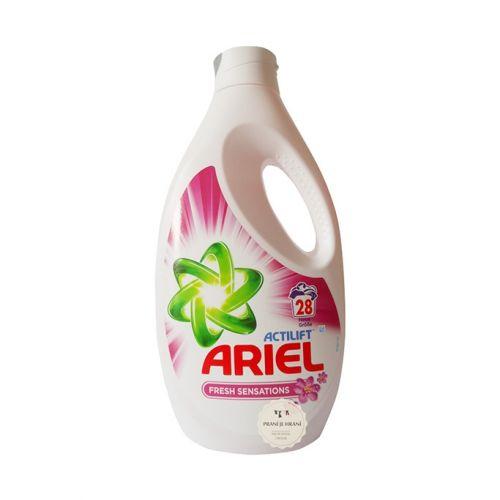ARIEL Actilift Fresh Sensation Pink gel 28 dávek