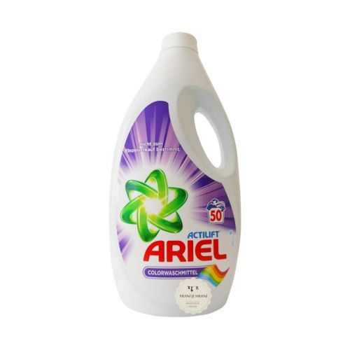 ARIEL Actilift Color prací gel 50 dávek