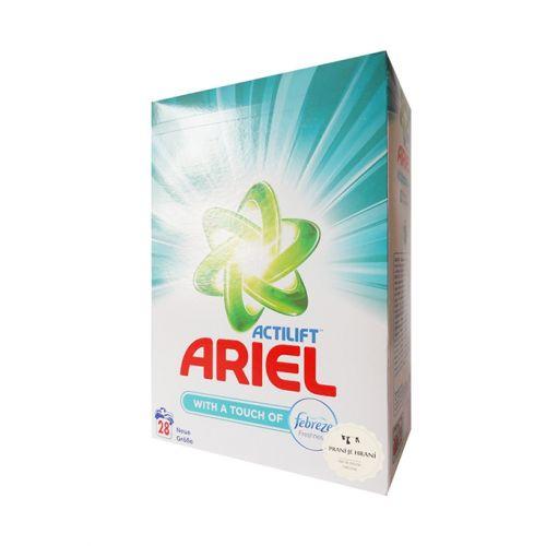 ARIEL Actilift Febreze prací prášek 28 dávek