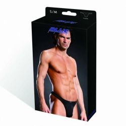 BLUE LINE Performance Microfiber tanga
