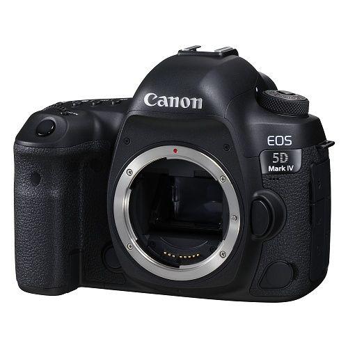 Canon EOS 5D Mark IV cena od 94990 Kč