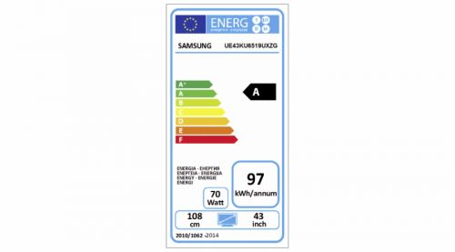 Samsung UE43KU6519 cena od 25431 Kč