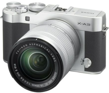 Fujifilm X-A3 cena od 17490 Kč