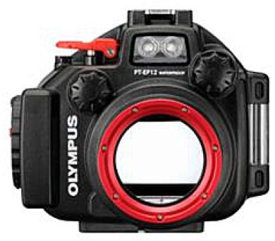 Olympus PT-EP12 pouzdro cena od 18590 Kč