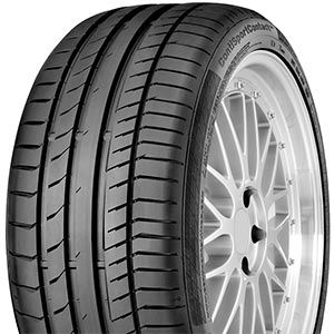 Continental ContiSportContact 5 245/45 R18 100W