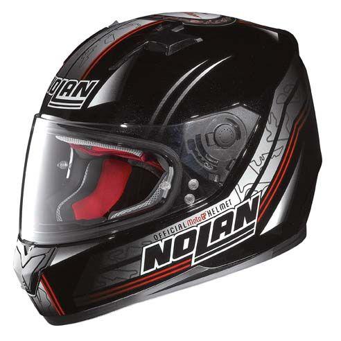 Nolan N64 Moto GP helma