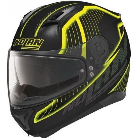 Nolan N87 Harp N-Com Flat helma