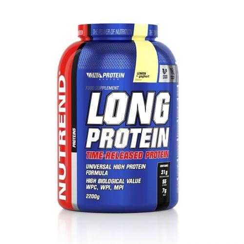 Nutrend Long Protein s BCAA čokoláda-kakao 1000 g