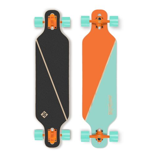 Street Surfing Freeride Nordic Orange 39