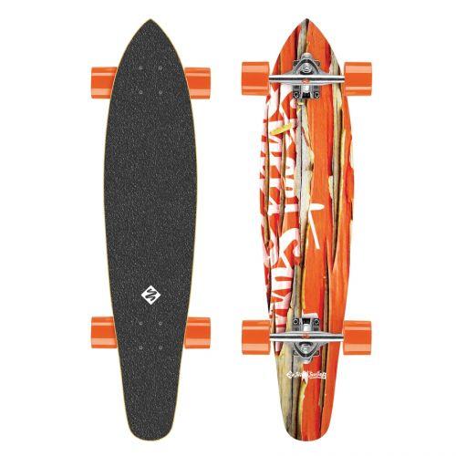 Street Surfing Kicktail Damaged Orange 36