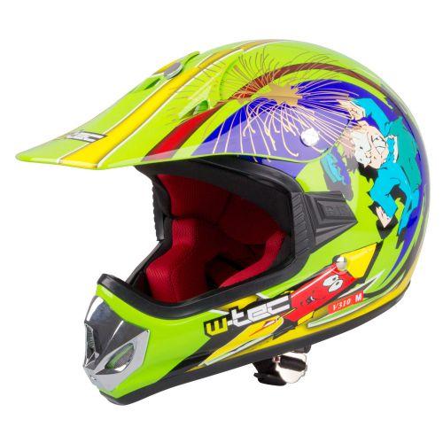 W-Tec V310 Ghost Dot helma