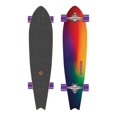 Street Surfing Fishtail Sunset Blur 42