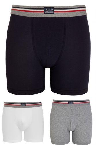 JOCKEY Boxerky s delší nohavičkou