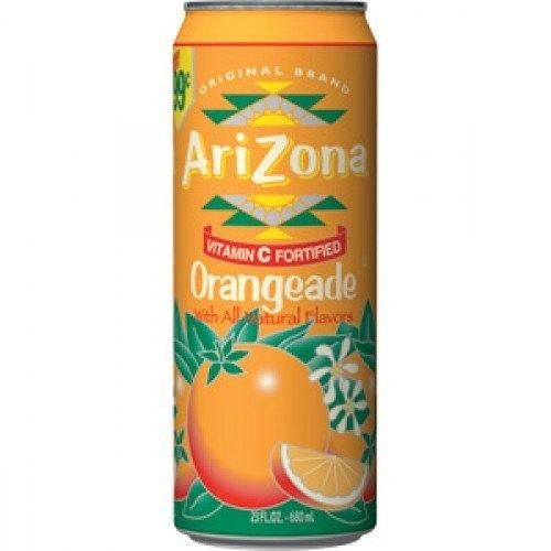 Arizona Orangeade 680 ml
