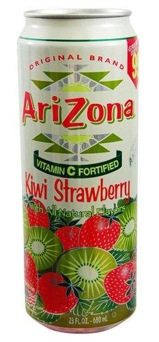 Arizona Kiwi Strawberry 680 ml cena od 57 Kč