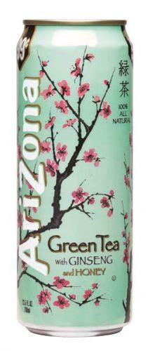Arizona Green Tea 680 ml cena od 46 Kč