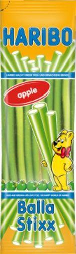 Haribo Balla Stixx Apple 200 g cena od 68 Kč