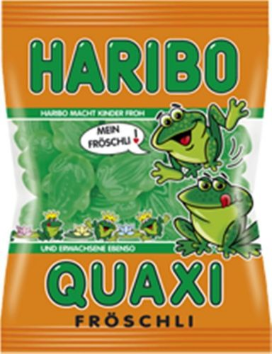 Haribo Quaxi 200 g cena od 68 Kč