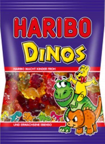 Haribo Dinosaurus 200 g