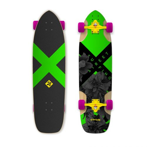 Street Surfing Freeride Electrica 36