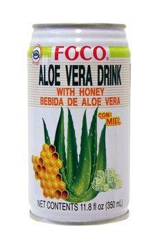Foco aloe vera honey med 350 ml