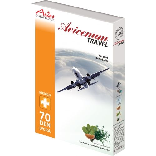 Aries Avicenum 70 Travel podkolenky
