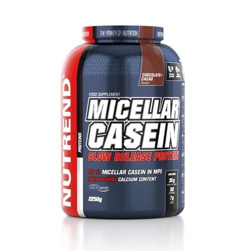 Nutrend Micellar Casein čokoláda-kakao 2250 g