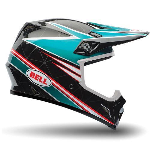 BELL MX-9 Airtrix Paradise helma