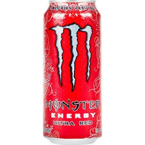 Monster Ultra Red 500 ml