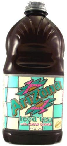 Arizona Iced Tea with Lemon Flavour 1,89 L