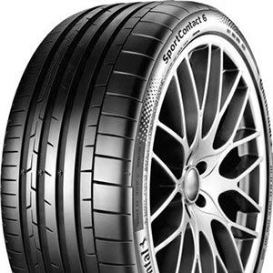 Continental SportContact 6 295/25 R21 96Y