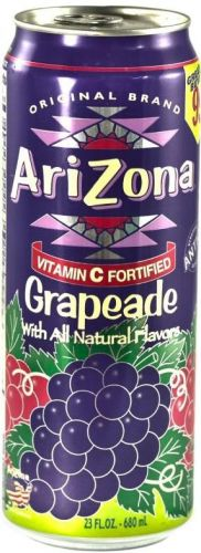 Arizona Grapeade 680 ml